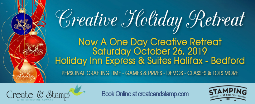 Creative Holiday Retreat Banner