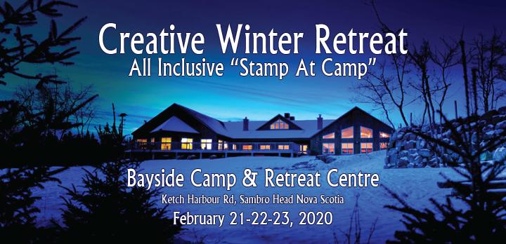 Winter Retreat Banner