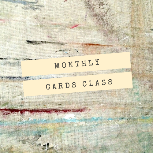 Monthly Cards reg small