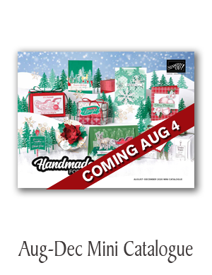 Aug-Dec Mini Catalogue